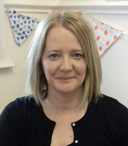 Sarah Parke – Fundraising Administrator (part-time/job-share)