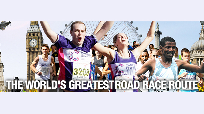 British 10K London Race 2015