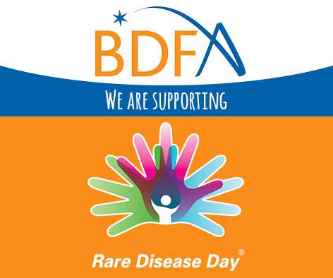 #raredisease Day – Our Full Support
