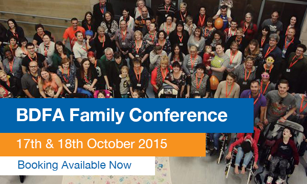 2015 BDFA Family Networking Weekend And AGM