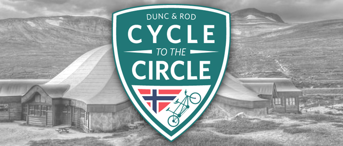 Cycle To The Circle – Read About The Journey!