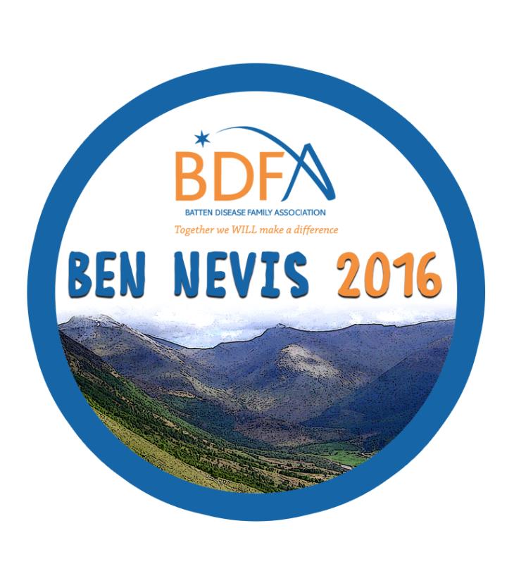 Ben Nevis 2016 – Fundraising Challenge