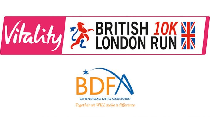 Run 10K For The BDFA