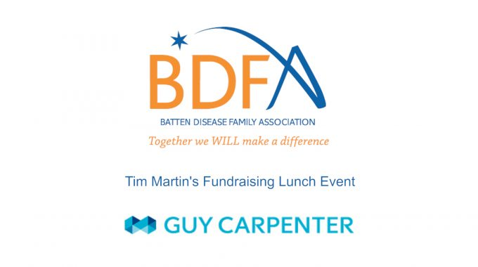 Tim Martin Fundraising Lunch Event