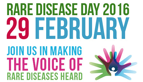 Get Involved – Rare Disease Day 2016