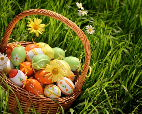 3. Easter Egg Hunt
