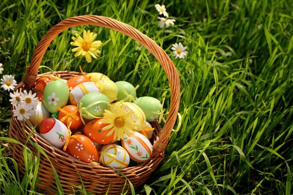 4 easter themed fundraising ideas bdfa easter egg hunt negle Choice Image