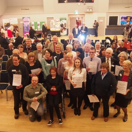 Hart Chairman's Volunteer Recognition Event