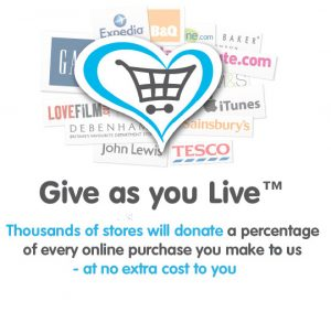Give-as-you-live