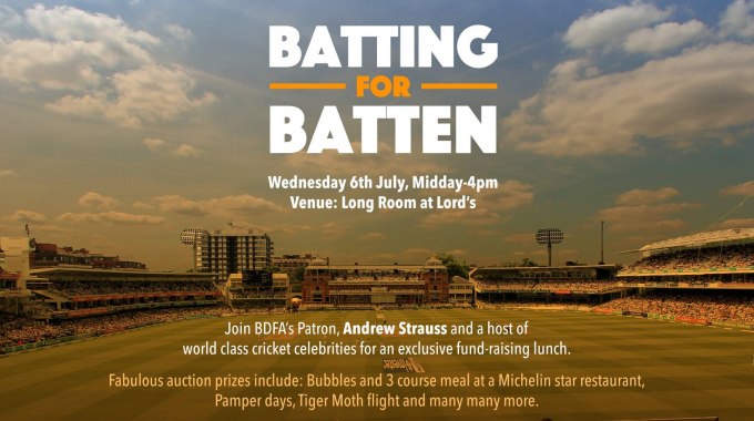 Batting For Batten 2016