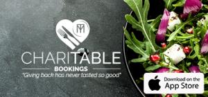 charitable booking salad