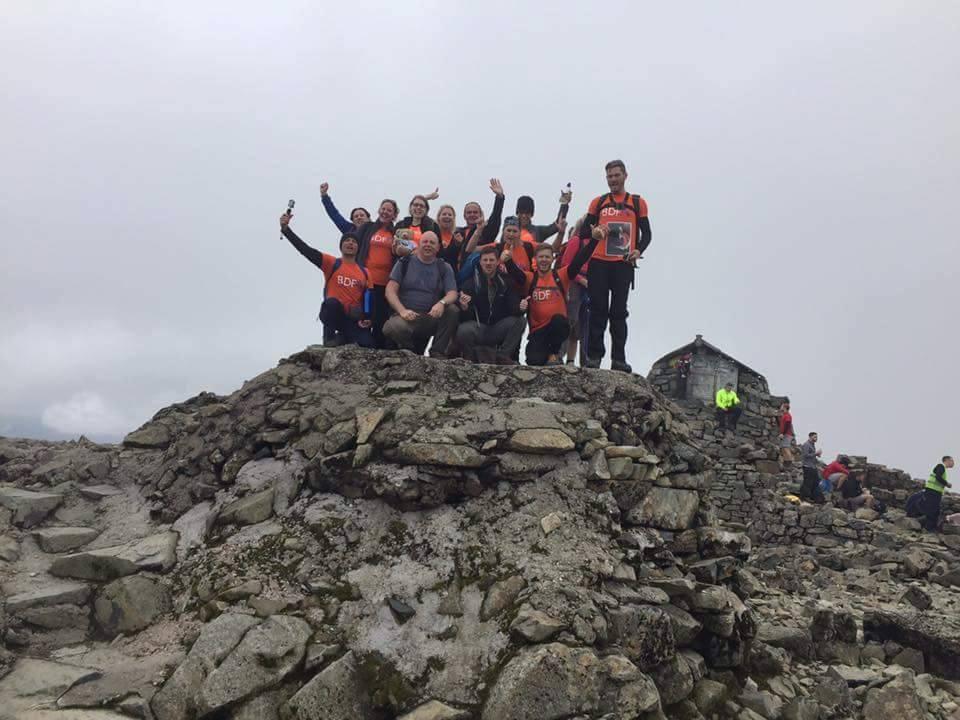 Ben Nevis Climb Complete!