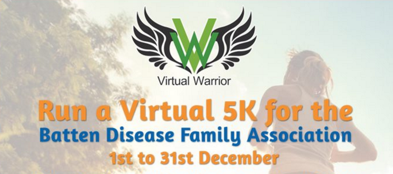 Virtual Warrior 5K For The BDFA