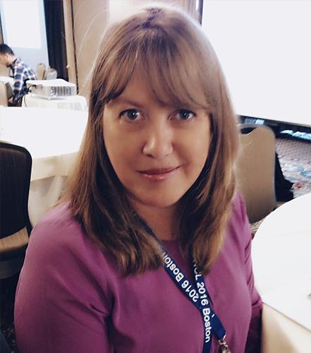 Andrea West – BDFA Chief Executive