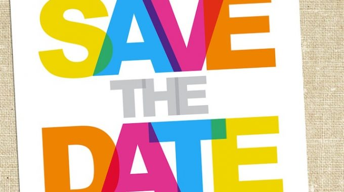 Family Conference 2017 – Save The Date