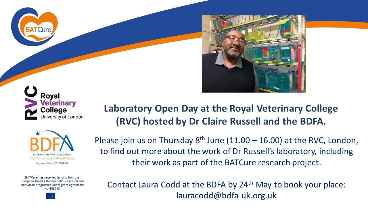Laboratory Open Day At The Royal Veterinary College