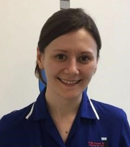 Laura Lee – Clinical Nurse Specialist