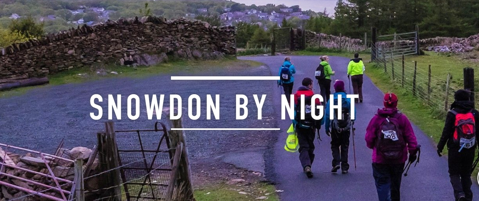Snowdon By Night – 9-10th June 2018