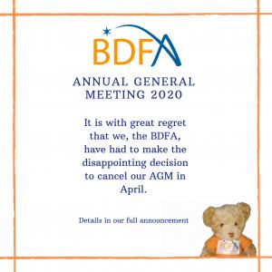 BDFA Cancel AGM