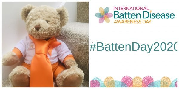 ONE WEEK TO GO Untill International Batten Disease Awareness Day 2020!