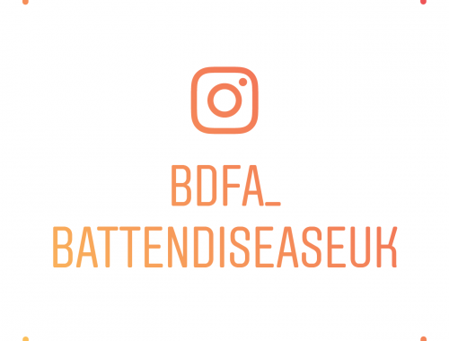 BDFA INSTAGRAM UPDATE! #bdfa_battendiseaseuk