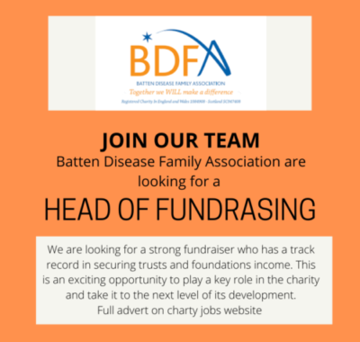 Looking For A New Fundrasing Role?
