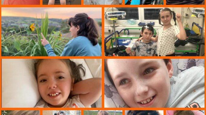 Save Our Children's Sight Campaign- Children With CLN2 Batten Disease On Brineura