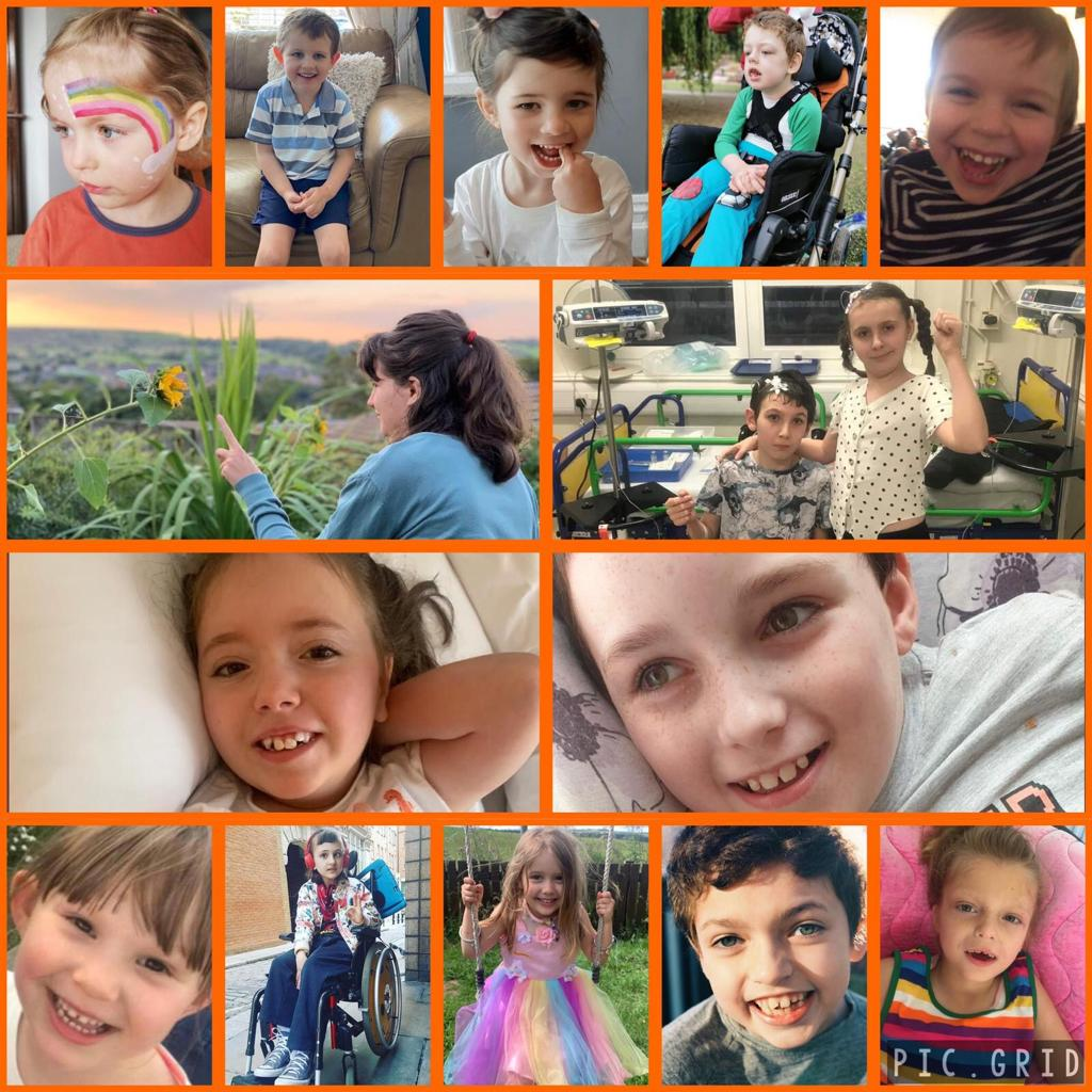 Save Our Children's Sight Campaign- Children With CLN2 Batten Disease On Brineura