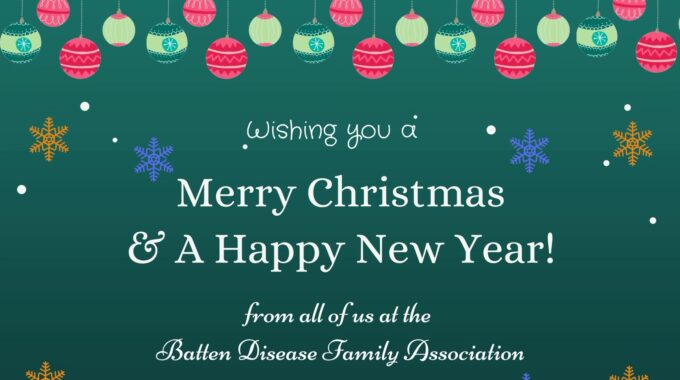 BDFA 2020 Christmas Card Moment