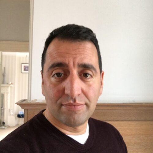 Gareth Holmes- Trustee- Fundraising Lead