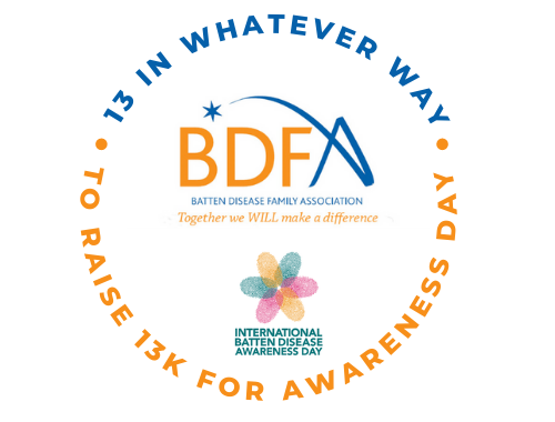 13 In Whatever Way For Awareness Day Logo