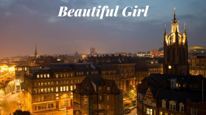 Pre Order Beautiful Girl By David McGovern In Aid Of The BDFA Now!