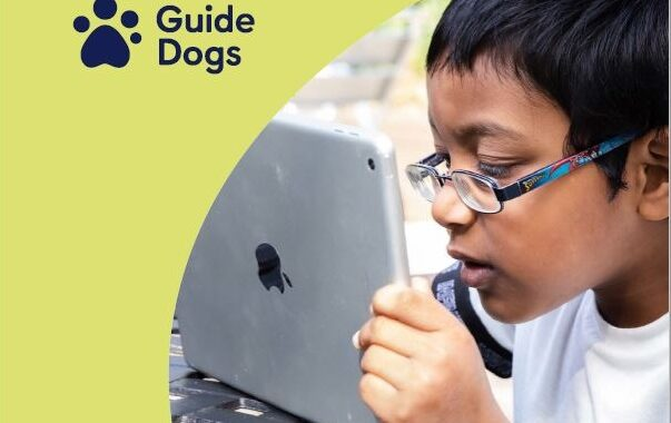 Tech For All From The Guide Dogs