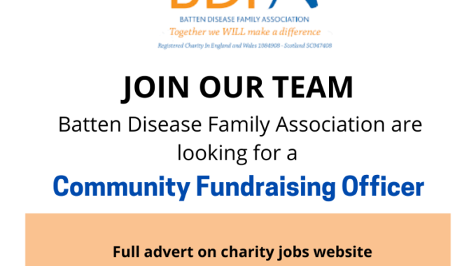 Join Our Team- Community Fundraiser